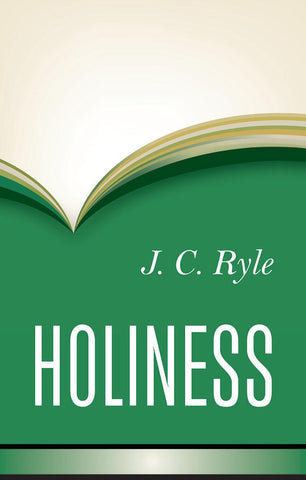 Holiness (Hard Cover)