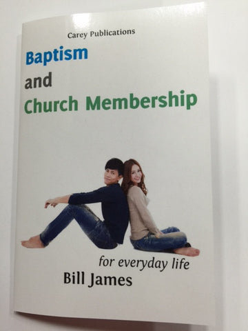 Baptism & Church Membership