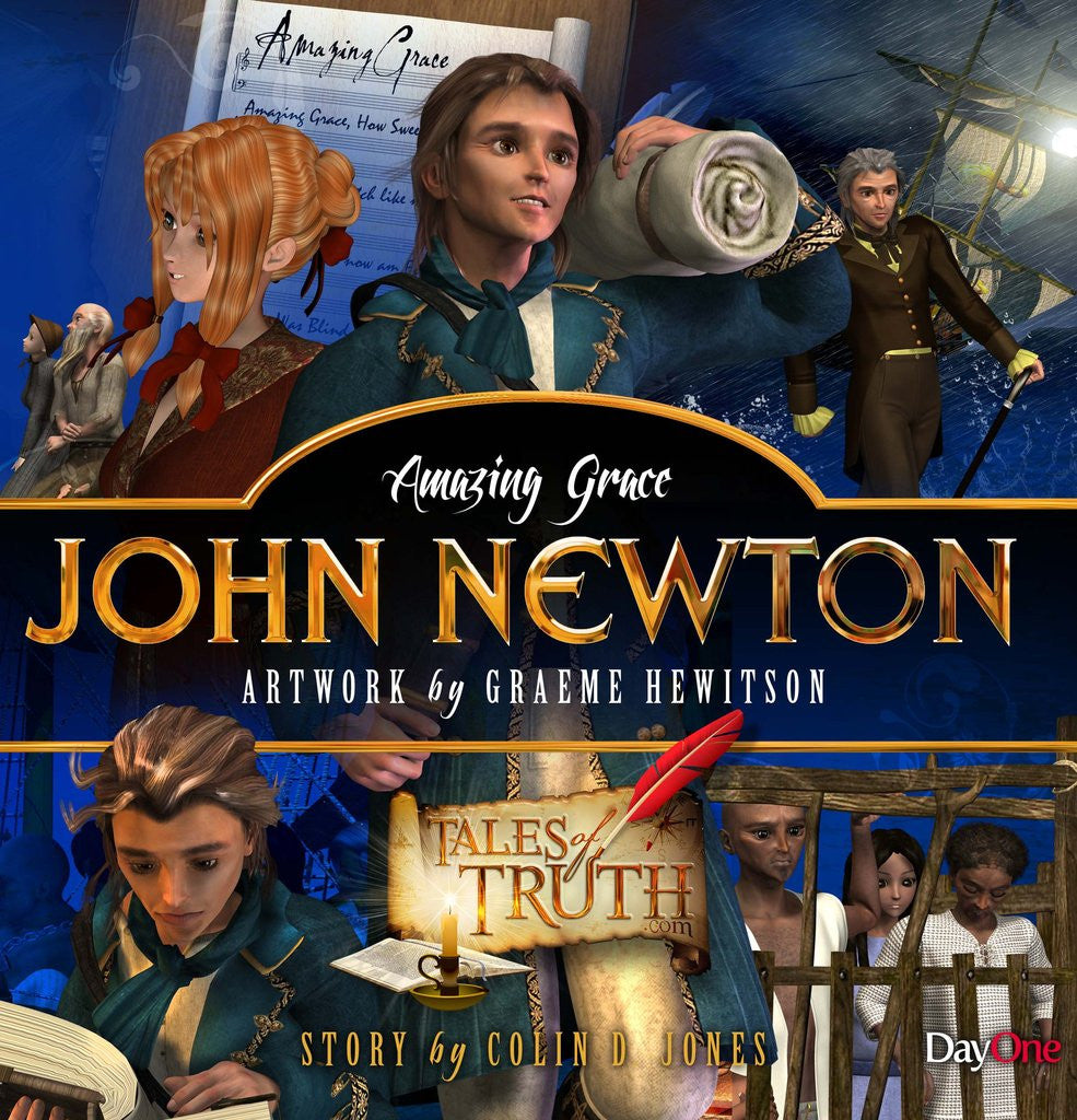 John Newton (Tales of Truth)