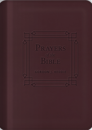 Prayers of the Bible: 366 Devotionals to Encourage Your Prayer Life (Gift Edition)