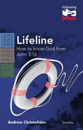 Lifeline: How to know God from John 3:16