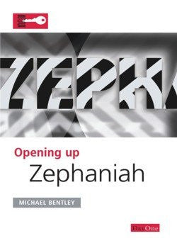 Opening up Zephaniah