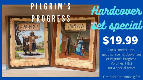 Pilgrim's Progress & Pilgrim's Progress 2 Set