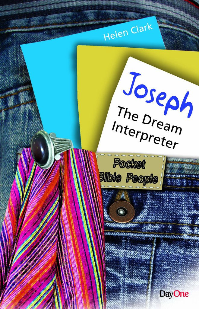 Joseph: The Dream Interpreter (Pocket Bible People)