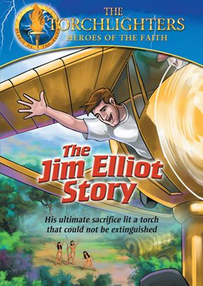 Torchlighters: Jim Elliot: DVD