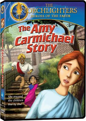 Torchlighters: Amy Carmichael: DVD