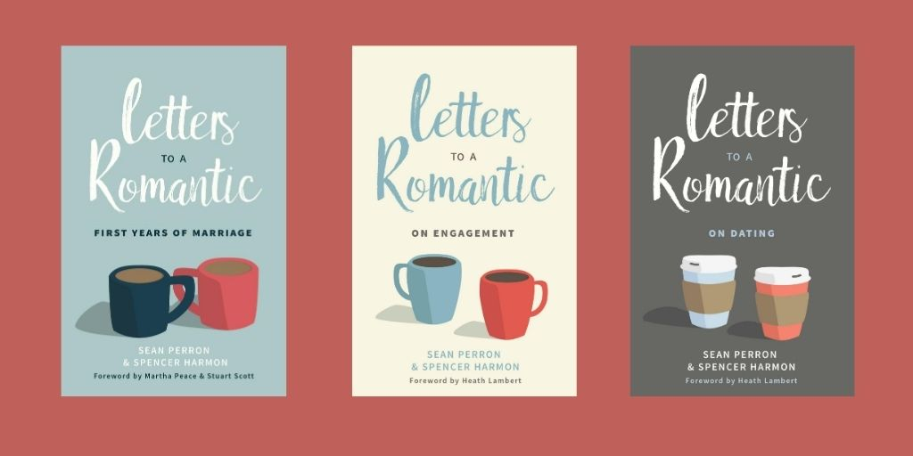 Letters to a Romantic 3 Volume Set: On Dating, Engagement & First Years of Marriage (available 8/5)