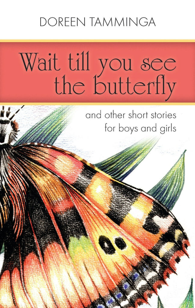 Wait Till You See The Butterfly: And Other Short Stories for Boys and Girls