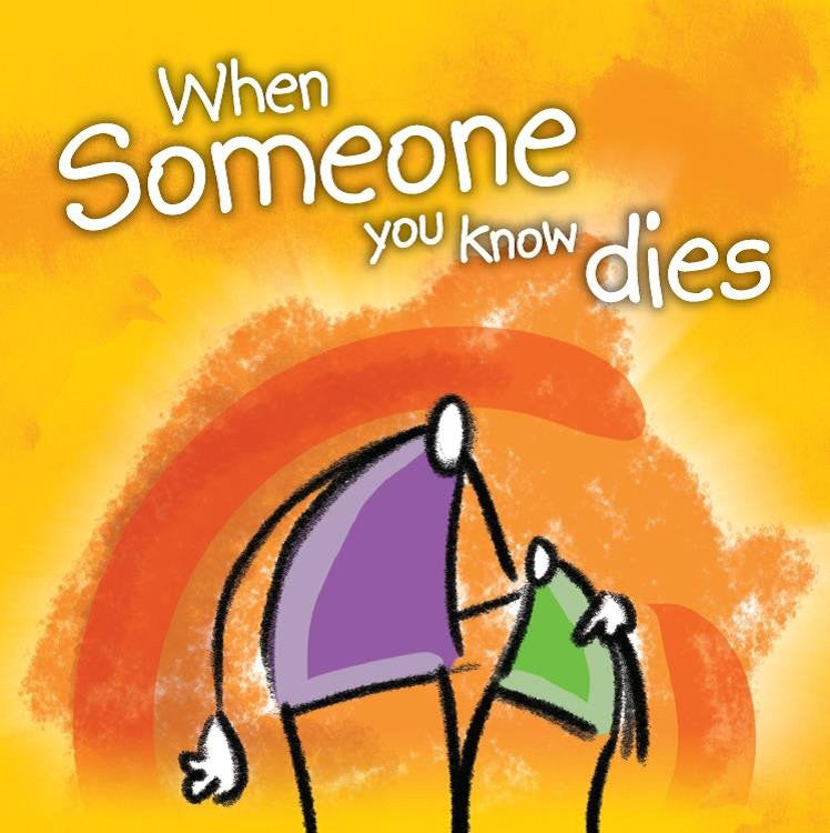 When someone you know dies