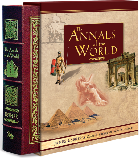 Annals of the World: James Ussher's Classic Survey of World History (Hard Cover)