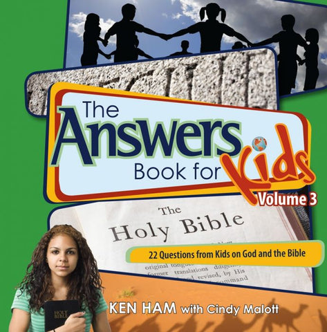 Answers Book for Kids, Volume 3
