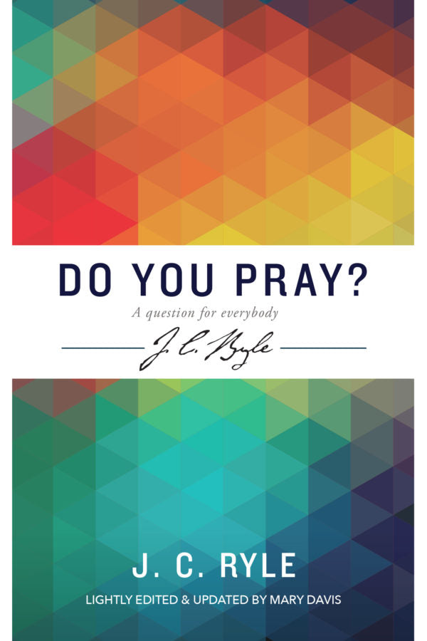 Do you pray? A question for everybody