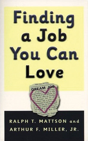 Finding A Job You Can Love