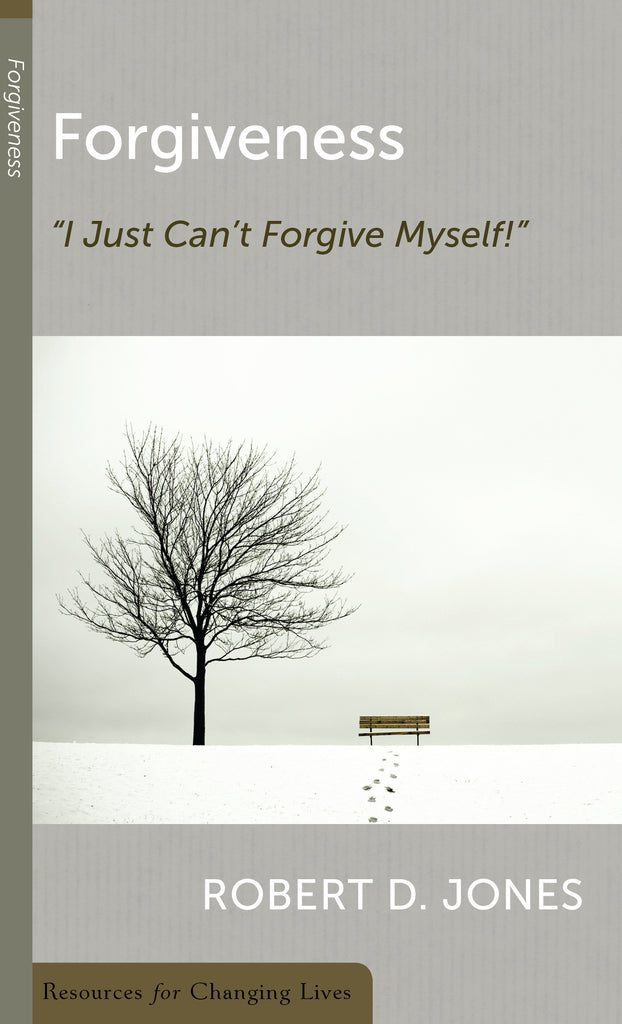 Forgiveness:  I Just Can't Forgive Myself!