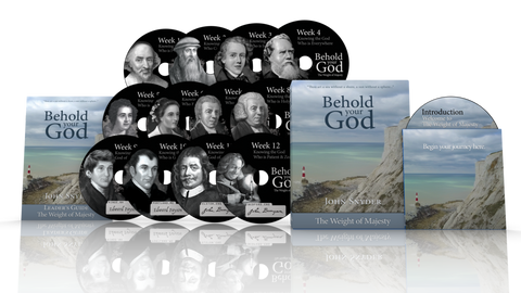 Behold Your God: The Weight of Majesty DVD Set and Teacher's Guide