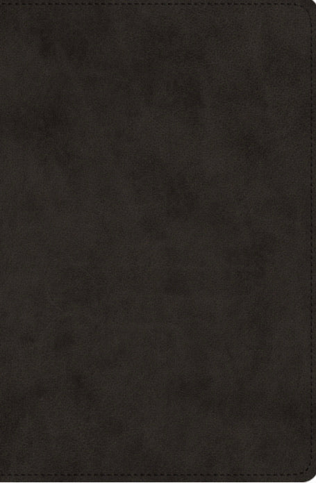 ESV Bible with Creeds and Confessions  (TruTone, Black )