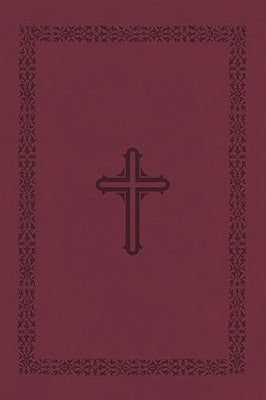NKJV, The MacArthur Study Bible, Imitation Leather, Red