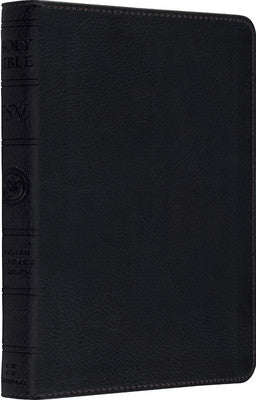 ESV Large Print Compact Bible (TruTone, Charcoal)