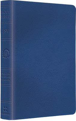 ESV Kid's Compact Bible (TruTone, True Blue)