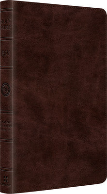ESV Thinline Bible TruTone®, Espresso