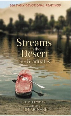 Streams in the Desert for Graduates