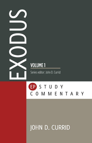 EXODUS VOL 1 - EP STUDY COMMENTARY (Paperback)