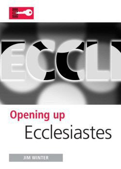 Opening up Ecclesiastes