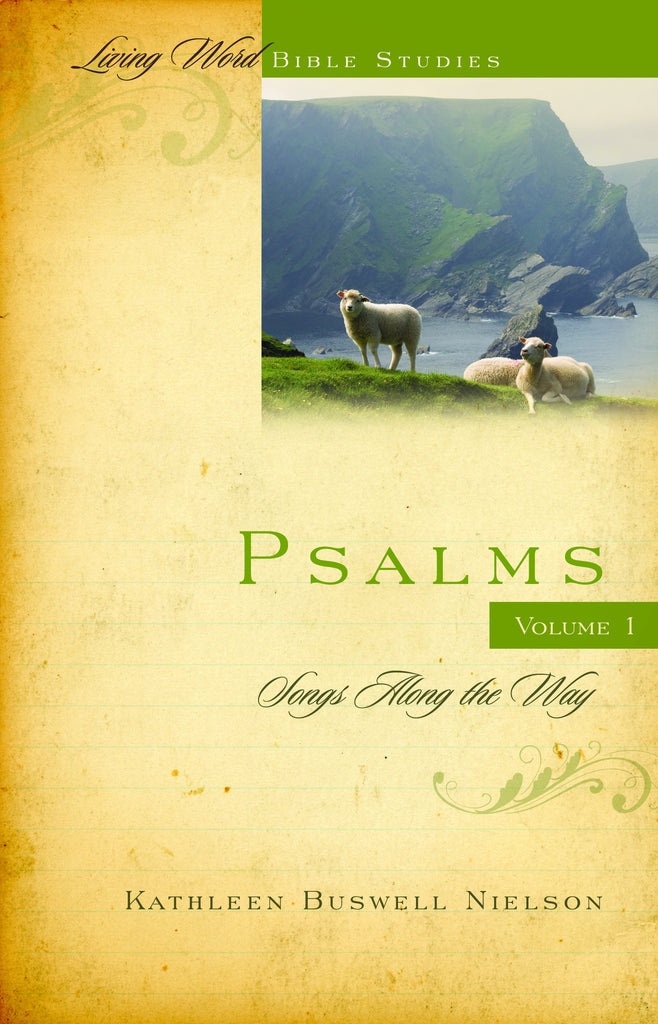 Psalms, Volume 1: Songs Along the Way (Living Word)