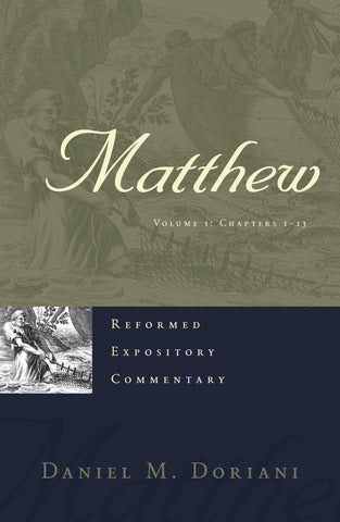 Matthew 2 Volume Set (Reformed Expository Commentary)