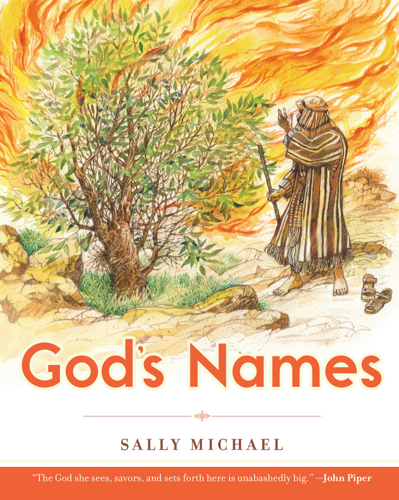 God's Names (Making Him Known)