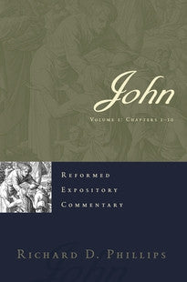 John 2 Volume Set (Reformed Expository Commentary)