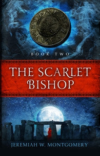 The Scarlet Bishop: Dark Harvest Trilogy Book 2