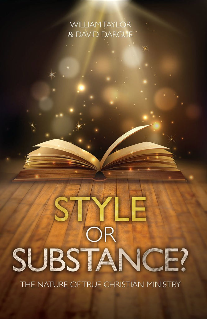 Style Or Substance? The Nature of True Christian Ministry