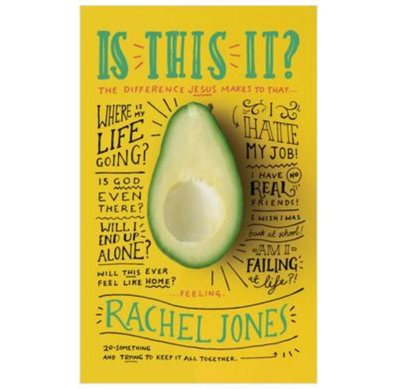 Is this it? by Rachel Jones