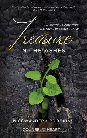 Treasure in the Ashes by Sue Nicewander & Maria Brookins