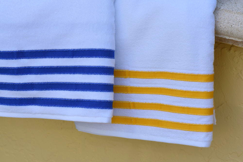 Surf Side Pool Towel | The Factory | The Best Sheets & Towels In the world