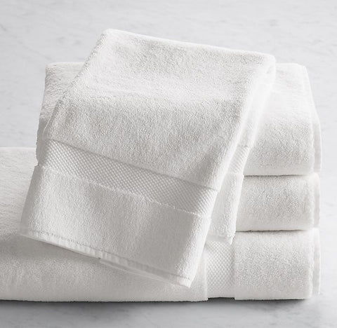 Genoa Hand Towels (Set of 2) | The Factory | The Best Sheets & Towels In the world