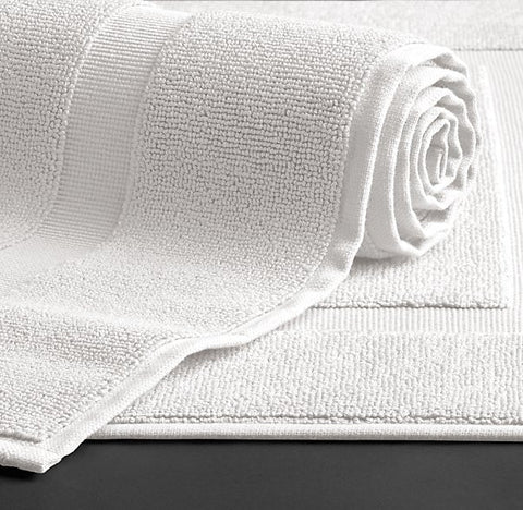 Genoa Bath Mat | The Factory | The Best Sheets & Towels In the world