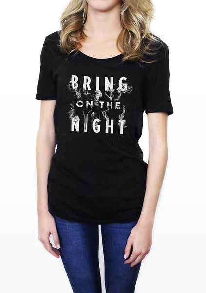 Bring On The Night T-Shirt