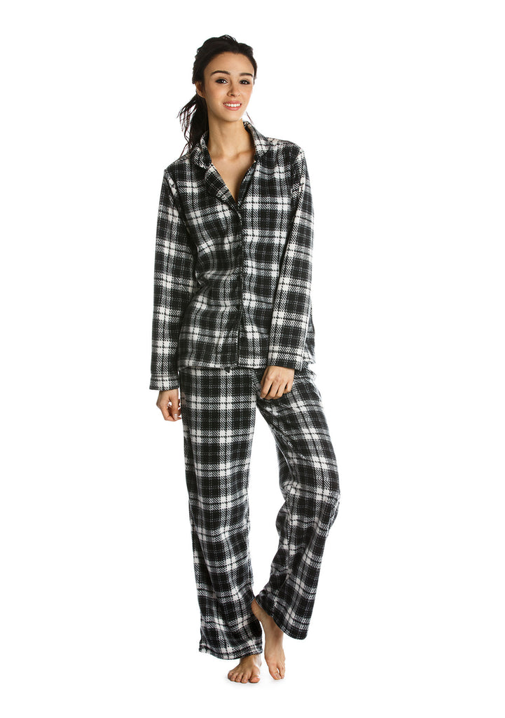 Micro-Fleece Pajamas