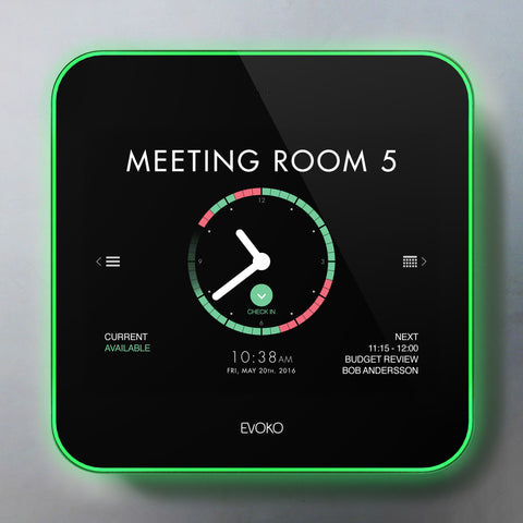 Evoko Liso - Room Management
