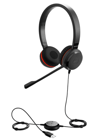 Jabra Evolve 30 II Duo