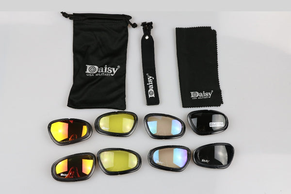 Polarized Military Tactical Glasses