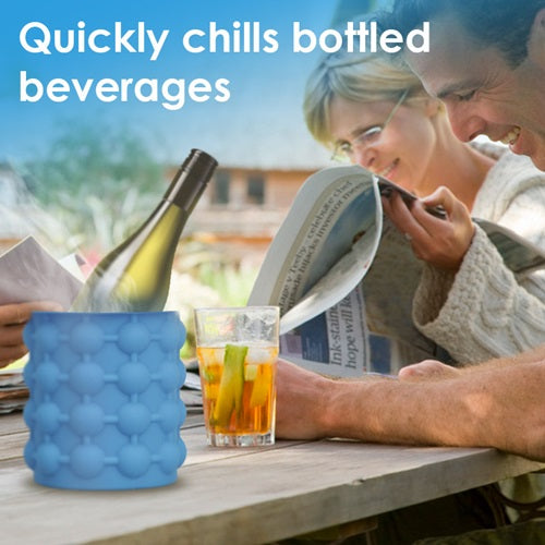 Revolutionary Space Saving Ice Cube Maker
