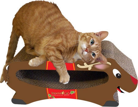 Reindeer Combo 2-in-1 Scratcher   NEW!!!