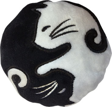 Yin Yang Catnip Toy - NEW!!!