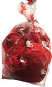Catnip Felt Heart Toy Gift Bag - UP TO 30% OFF! - LOW STOCK!