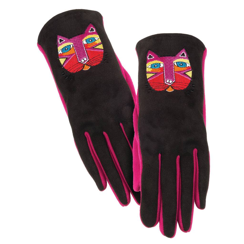 Laurel Burch™ Festive Felines Embroidered Glove - NEW!!!