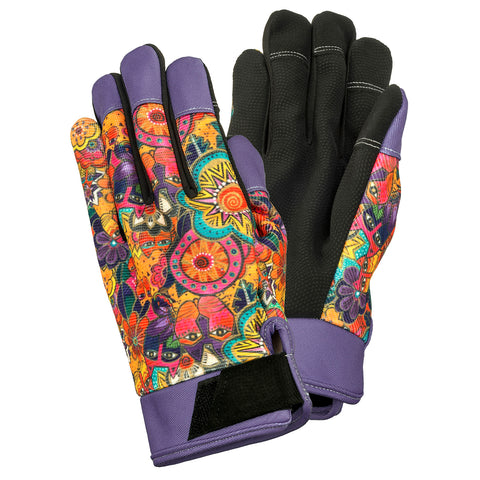 Laurel Burch™ Felines Garden Gloves - NEW!!!