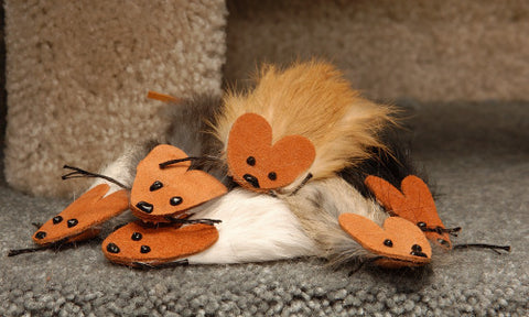 Rosie Rat™ Cat Toy